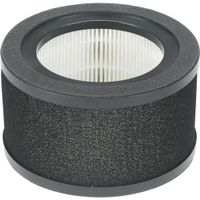Charcoal and HEPA Filter for GermGuardian AC4200W - Black/White