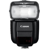 Canon - Speedlite 430EX III-RT External Flash - Black