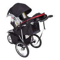 Baby Trend Cityscape Jogger Stroller, Jolt Red