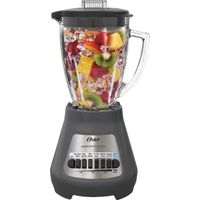 Oster - Oster. Classic Series 8 Speed Blender with Duralast All Metal Drive - Gray