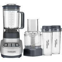 Cuisinart - Velocity Ultra Trio 56-Oz. Countertop Blender and Food Processor - BFP-650 - Silver