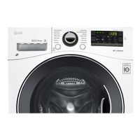 LG White All-In-One Washer And Dryer Combo