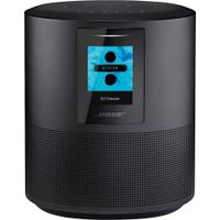Bose. - Home Speaker 500 Wireless with Built-In Amazon Alexa Voice Control - Triple Black