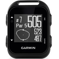 Garmin Approach G10 Black Clip-On Golf GPS Device