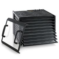 Excalibur 3926TCDB 9-Tray Dehydrator with Clear Door and Timer - Excalibur 9-Tray Dehydrator with Clear Door/Timer