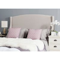 Safavieh Austin Winged Headboard with Nailheads