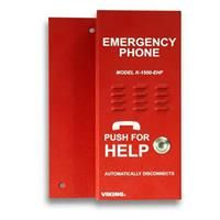 Viking K-1500-EHFA Emergency Phone without Auto Dialing