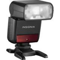 Insignia\u0019 - NS-DCF200S External Flash - Black