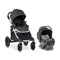 Baby Jogger City Select Travel System, Jet