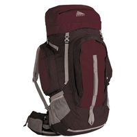 Kelty Coyote 80 Internal Frame S/ M Java Backpack - Maroon
