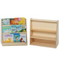 Wood Designs 32100 Tot Size Book Display