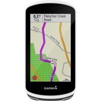 "Garmin - Edge 3.5""GPS with Built-In Bluetooth - White/Black"