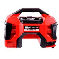 Einhell 4020463 Pressito Hybrid AC/DC 160 Max PSI Portable Tire Inflator, Tool Only (Battery + Charger Not Included)