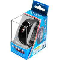 Datel - Go-tcha Evolve Wristband Watch for Pokimon GO with Auto Catch and Auto Spin - Black/Gray