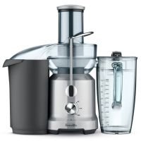 Breville The Juice Fountain Cold Stainless Steel Juicer