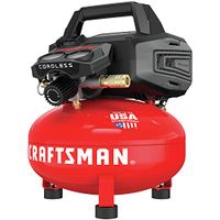 CRAFTSMAN CMCC2520M1 V20 2.5 Gallon Brushless Cordless Air Compressor