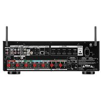 Denon AVR-X1600H 4K UHD AV Receiver | 2019 Model | 7.2 Channel, 80W Each | 3D Audio | New Dolby Atmos Height Virtualization | 6 HDMI Inputs and 1 Output with eARC Support | AirPlay 2, Alexa & HEOS