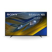 Sony A80J 65 Inch TV: BRAVIA XR OLED 4K Ultra HD Smart Google TV with Dolby Vision HDR and Alexa Compatibility XR65A80J- 2021 Model