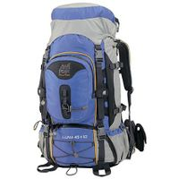 High Peak Outdoors Women's Luna 45+10 Backpack - Blue