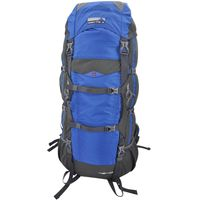 High Peak Outdoors Tahoe 75+10 Expedition Backpack - Blue 75 Liter Backpack