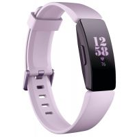 Fitbit - Inspire HR Activity Tracker + Heart Rate - Lilac