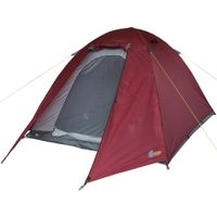 Moose Country Gear BaseCamp Maroon 4-person All-season Tent - 4-person All-season Tent