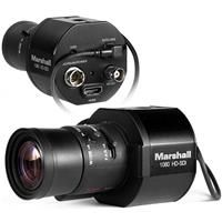 "Marshall Electronics CV345-CS 1/3"" 2.5MP Full HD 3G-SDI/HDMI Compact Progressive Camera, 1920x1080 at 60fps, Lens Not Included"