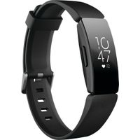 Fitbit - Inspire HR Activity Tracker + Heart Rate - Black