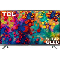 "TCL - 55"" Class 6-Series 4K UHD Mini-LED QLED Dolby Vision HDR Roku Smart TV"