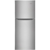 Frigidaire 10.1 Cu. Ft. Stainless Steel Top Freezer Apartment-Size Refrigerator