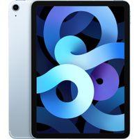 Apple - iPad Air (2020) - Wi-Fi + Cellular - 256GB - Sky Blue